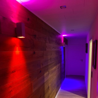iLight GU10 LED Spot 5 W CCT Farbwechsel Wifi Steuerung iPhone iPad LED-Lampe - Vorschau 3