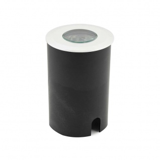 Konstsmide 7920-310 High Power LED Bodeneinbaustrahler klares Glas