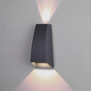 Mantra Jackson Außen-LED-Wandleuchte