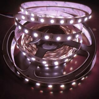 10m LED Strip-Set Ultra-Hell HighLumen IR-Controller+FB RGB Warmweiss