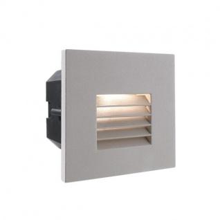 Abdeckung Gitter Grau für LED-Einbauleuchte Steps Outdoor