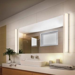 Helestra LED Spiegellampe Lado 60cm 1040lm Chrom warmweiss - Vorschau 2