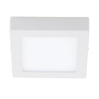 Eglo 94073 Fueva 1 LED Aufbauleuchte Weiß
