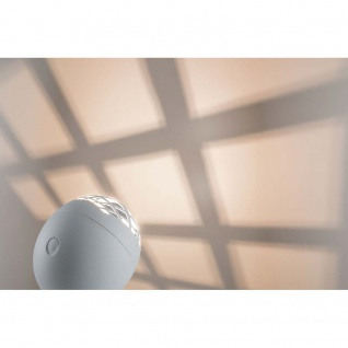 Paulmann Favia Tischleuchte LED 1x5W Weiß 12V 79697