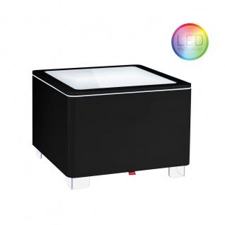 Moree Ora LED Tisch mit Akku Schwarz Dekorationslampe