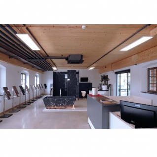 Prolight LED Büro-Hängelampe Square 6000lm UGR