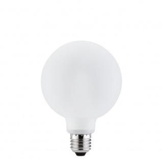 Paulmann Energiesparlampe Globe 100 10W E27 Satin 88056