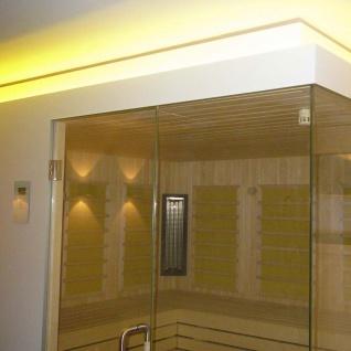 5m LED Strip-Set Pro-UH Fernbedienung Warmweiß indoor - Vorschau 4