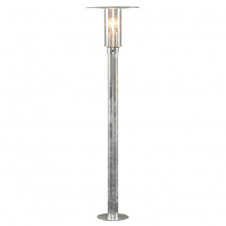 Konstsmide 662-320 Mode Wegeleuchte 111cm galvanisierter Stahl klares Polycarbonat Glas - Vorschau 2