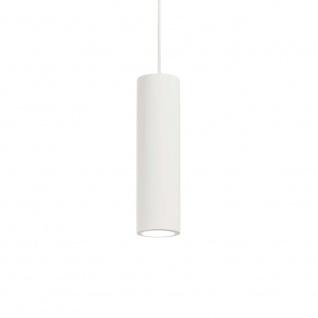 Ideal Lux Hängeleuchte Oak Sp1 Rund Weiß