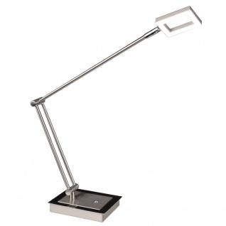 Licht-Trend Square LED-Tischleuchte mit Touchdimmer Tischlampe