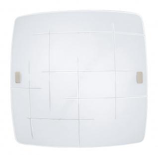 Eglo 93007 Sabbio 1 Wand- & Deckenleuchte Weiß
