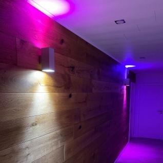 Starter-Set 3x GU10 iLight LED + WiFi-Box RGBW LED Leuchtmittel Lampe iPhone - Vorschau 5