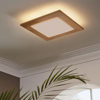 Eglo 94553 Ciolini / LED Wand & Deckenleuchte / 97 W / Stahl Goldfarben Kunststoff Weiss