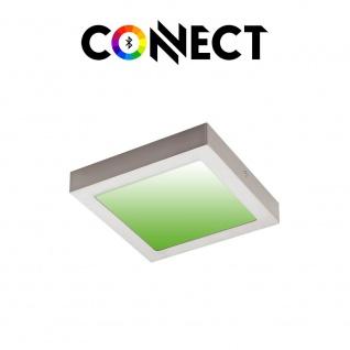 Connect LED Aufbauleuchte 30x30cm 2700lm RGB+CCT