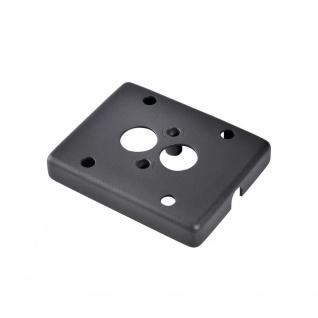 SLV Montageplatte für MYRALED WALL Enola_C OUT anthrazit 233215
