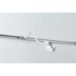 Paulmann URail Syst LED Leseleuchte Discus 1x5, 5W 95454