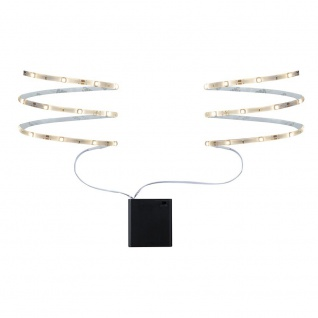 Paulmann LED Mobil Stripe Warmweiß 2x80cm 1, 2W batteriebetrieben 70701