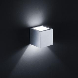 Helestra Streuscheibe (Zubehör) Siri Weiß Glas satiniert