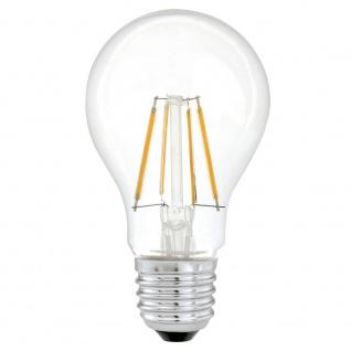 Eglo 11491 E27 LED Retro Glühbirne 4W 350lm Warmweiß LED Leuchtmittel