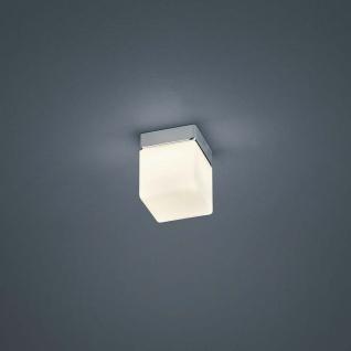 Helestra LED Deckenlampe Keto Chrom
