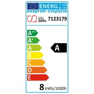 s.LUCE iLight E27 LED-Leuchtmittel 8W RGB+CCT LED-Lampe Farbwechsel & Dual White - Vorschau 3