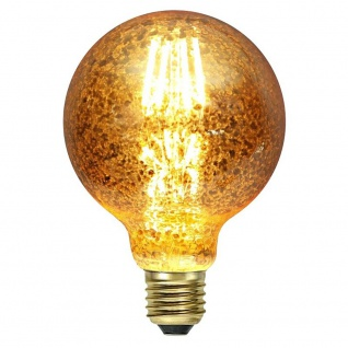 E27 LED Goldflake Globe Extra-Warmweiß