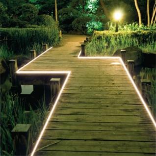 5m LED Strip-Set Möbeleinbau Pro-UH Fernbedienung warmweiss indoor - Vorschau 4