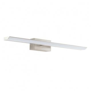 Eglo 94615 Tabiano / LED Spiegelleuchte / 3 x 32 W / Stahl Nickel-Matt Kunststoff Weiss