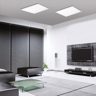 Paul Neuhaus 8088-16 Q-Flag LED Deckenleuchte + Fb. 46W RGB 3000K Weiss