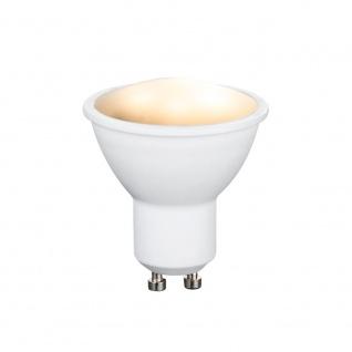 GU10 2er-Set RGB-LED dimmbar mit Fernbedienung RGB 3, 5W 300lm