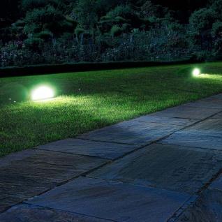Panzeri LAMPyris LED Aussen Bodenleuchte 500lm Braun Designer Gartenleuchte - Vorschau 5