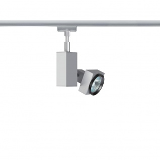 Paulmann URail System Light&Easy Spot Gurnemanz 1x50W GU5, 3 Chrom matt 230V/12V Metall