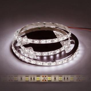 5m LED Strip-Set Premium Fernbedienung Kaltweiss - Vorschau 1