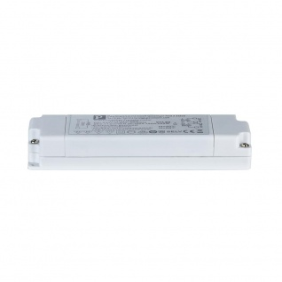 Paulmann VDE Flat Elektroniktrafo 35-105W 12V 105VA Weiß 97782