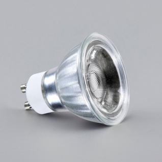 GU10 Power COB LED Spot Kaltweiß 38° 250lm 3W LED Leuchtmittel