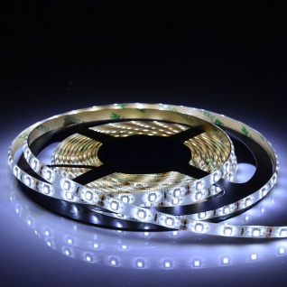10m LED Strip-Set Ambiente Funk-Controller+FB kaltweiss