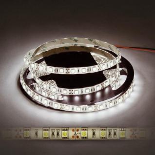 5m LED Strip-Set / Premium / Fernbedienung / Neutralweiss / Indoor - Vorschau 1