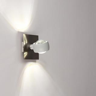 s.LUCE Dekoplatte Alu-matt passend zu Beam 12 x 12cm Zubehör Innen - Vorschau 4