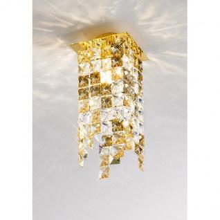 Kolarz Prisma Stretta Einbauleuchte 24 Karat Gold Einbaustrahler
