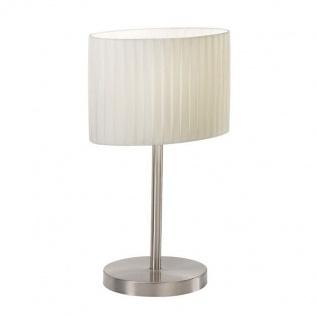 Kolarz Hilton Tischleuchte Chrom Tischlampe