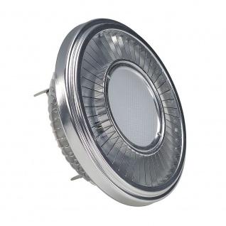 SLV LED QRB111 Leuchtmittel CREE XB-D LED 19, 5W 140° 2700K 551412