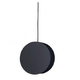 Licht-Trend LED Hängelampe Wheel Schwarz Hängeleuchte