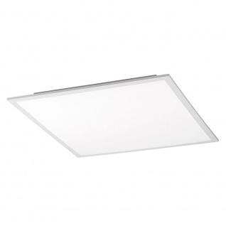 Licht-Trend Q-Flat 62 x 62 cm LED Deckenleuchte RGBW + Fb. / Weiss / Deckenlampe - Vorschau 2