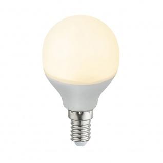 E14 2er-Set LED Leuchtmittel Milchglas 4W 400lm 3000K