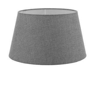 Eglo 49655 1+1 Vintage Lampenschirm Ø 40/30cm Grau