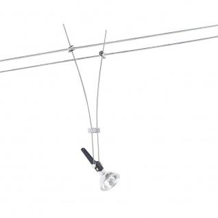 Paulmann Wire System Light&Easy Spot Comet max. 1x50W GU5, 3 Chrom 12V 9711229