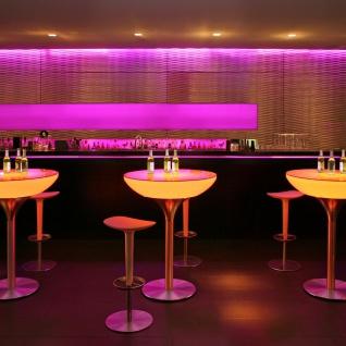 Moree Lounge Table LED Tisch Pro 105cm Dekorationslampe