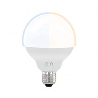 E27 Globe LED 12W mit Fernbedienung