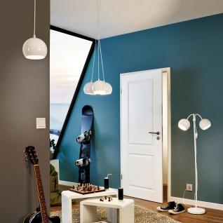 Eglo 94246 Petto 1 LED Hängeleuchte 1 x 33 W Stahl Weiß